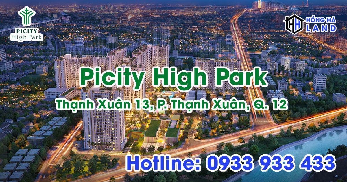 Căn hộ Picity High Park Quận 12