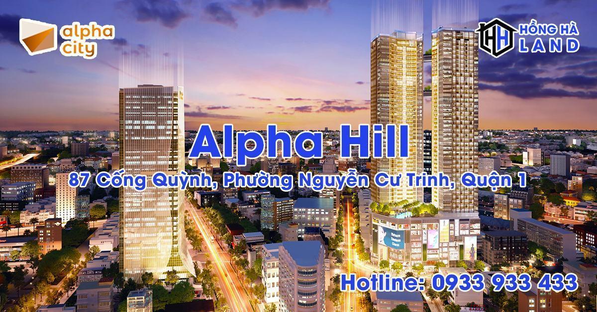 Alpha Hill Quận 1