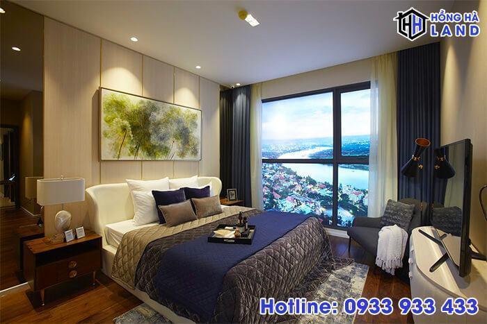 Hình ảnh nhà mẫu căn hộ Q2 Thảo Điền Quận 2