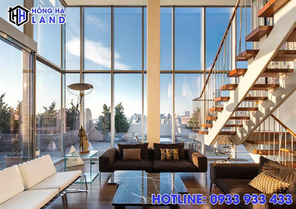 Hình ảnh nội thất nhà mẫu Sunshine City Quận 7