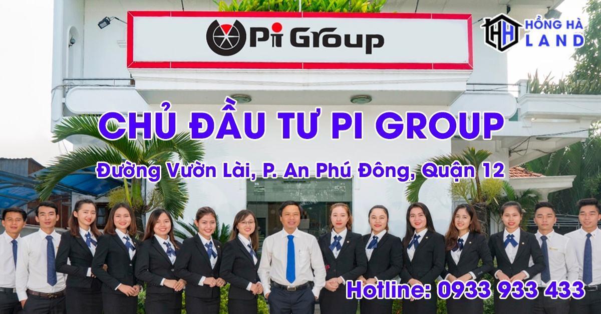 Chủ đầu tư Pi Group