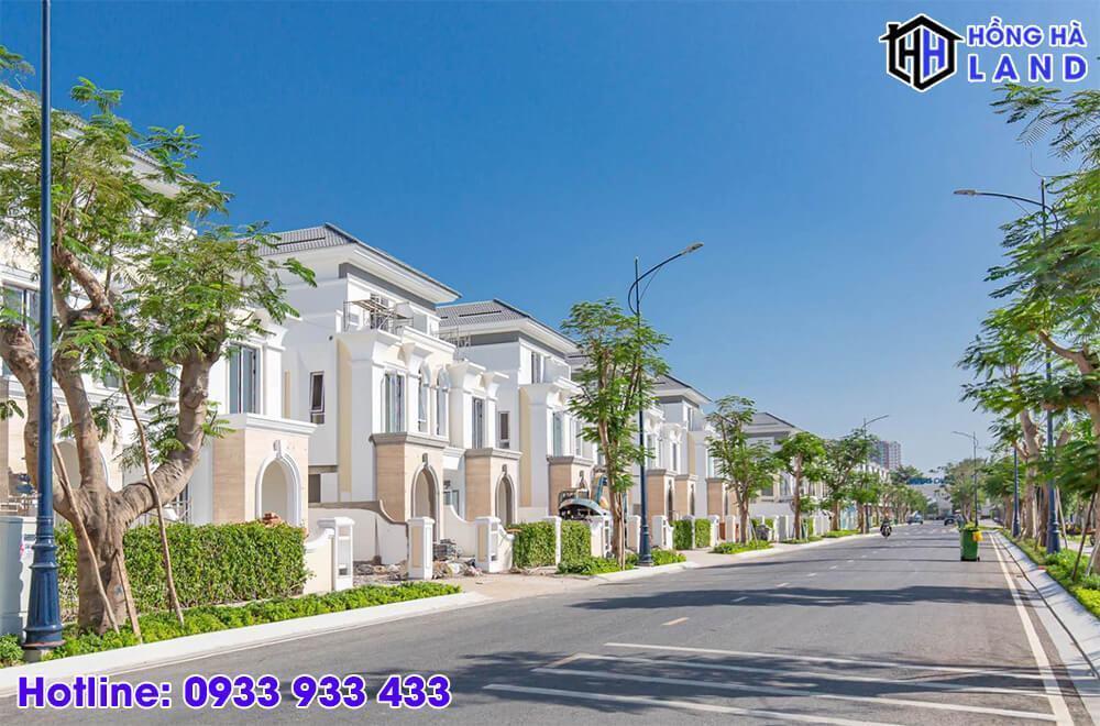 Hình ảnh thực tế dự án Verosa Khang Điền Quận 9