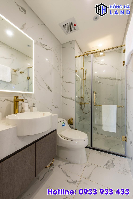 Nội thất nhà vệ sinh 2 phòng ngủ Sunshine Horizon