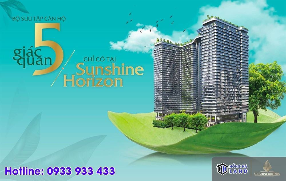 Sunshine Horizon - Căn hộ 5 giác quan
