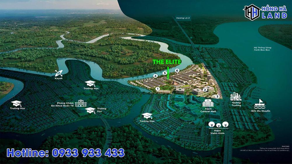 The Elite - Aqua City Đồng Nai