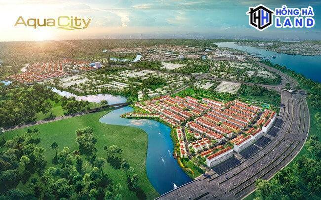 Thế mạnh tại phân khu The Elite Aqua City