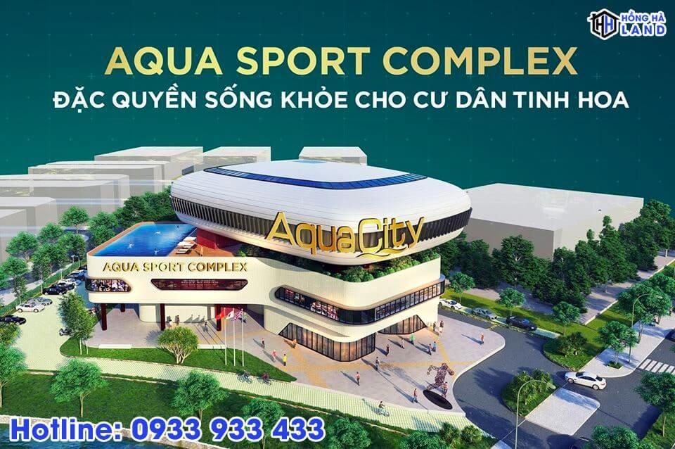 Trung tâm thể thao Aqua Sport Complex