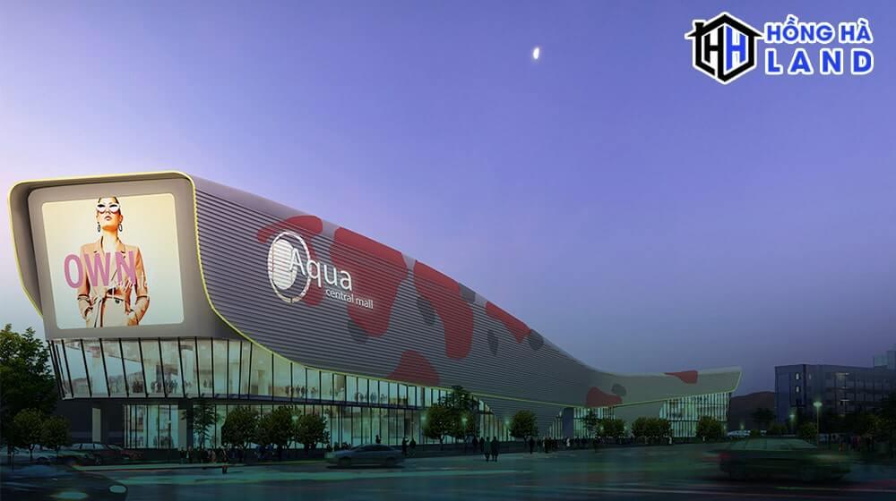 Trung tâm thương mại Aqua Central Mall