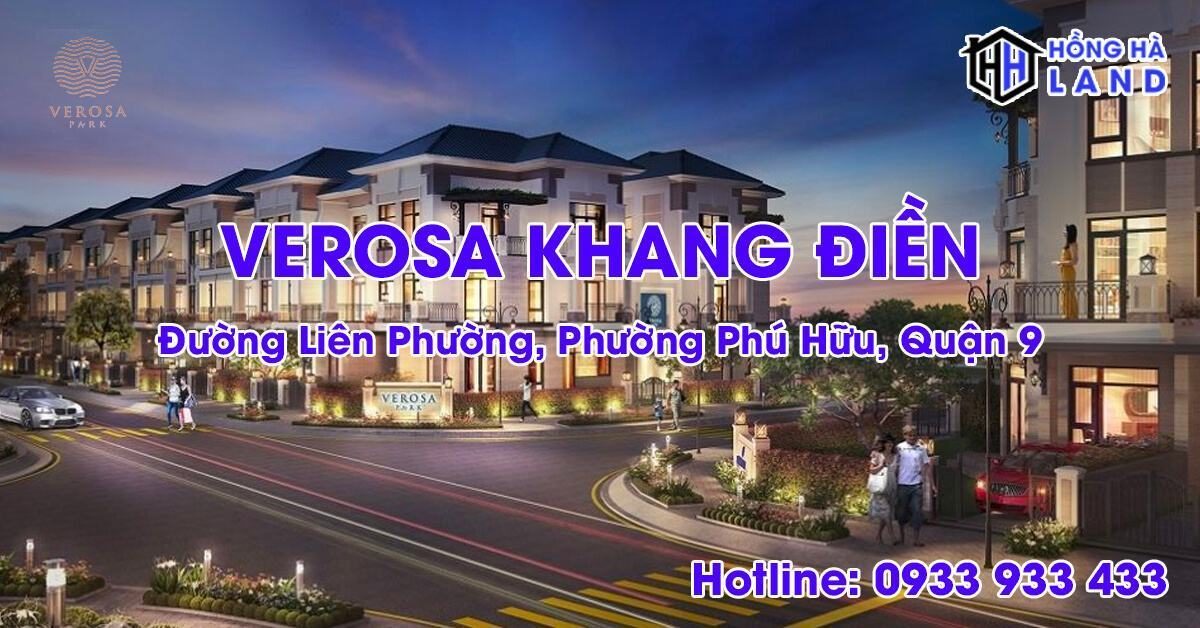 Verosa Khang Điền Quận 9