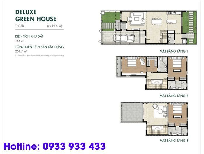 Deluxe Green House- River Park 1