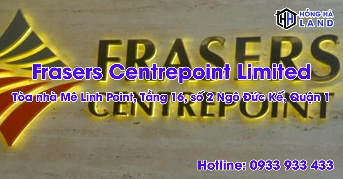 Frasers Centrepoint Limited Singapore