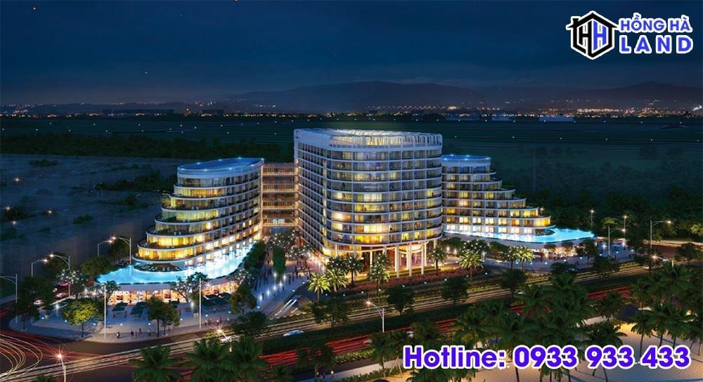 Hệ thống khách sạn đẳng cấp tại KN Paradise