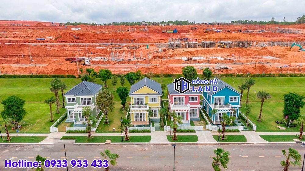 Hình ảnh thực tế dự án Novaworld Phan Thiết