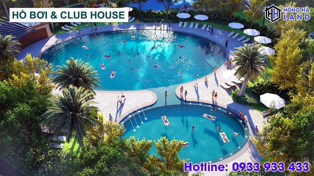 Hồ bơi Club House