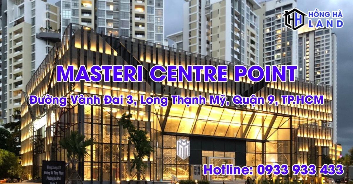 Masteri Centre Point Quận 9