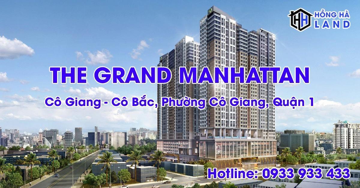 The Grand Manhattan Quận 1