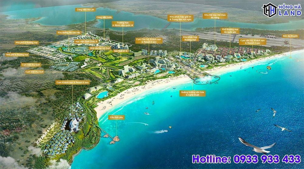 Tiện ích đẳng cấp tại khu đô thị KN Paradise Cam Ranh