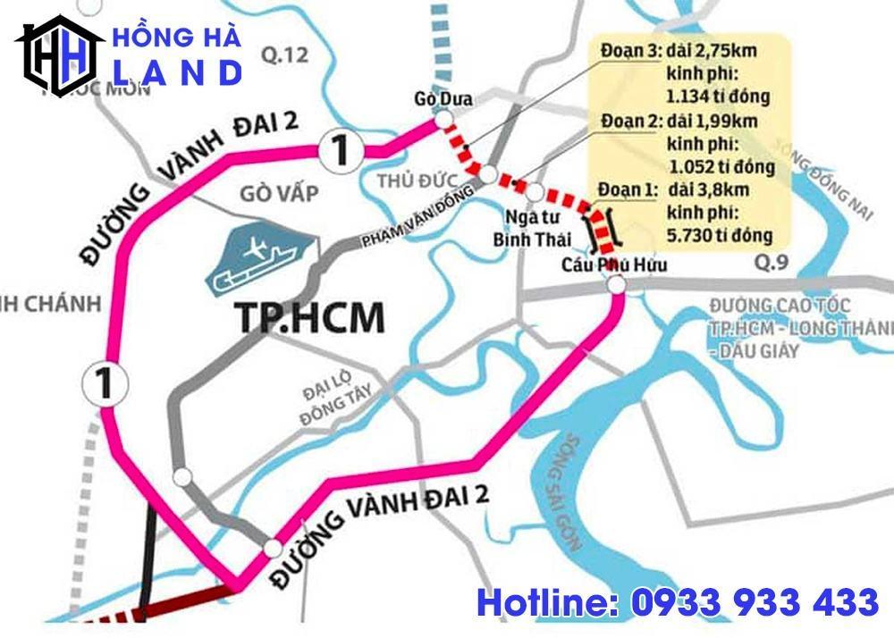 Đường vành đai 2 TPHCM