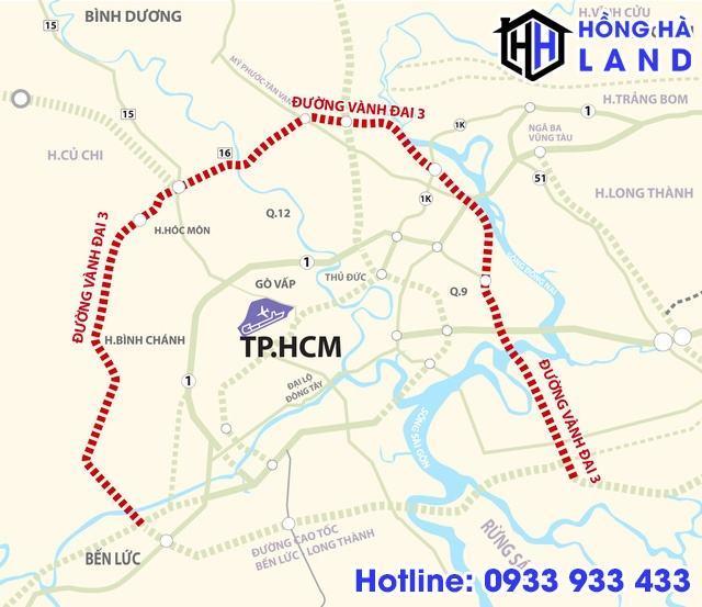Đường vành đai 3 TPHCM