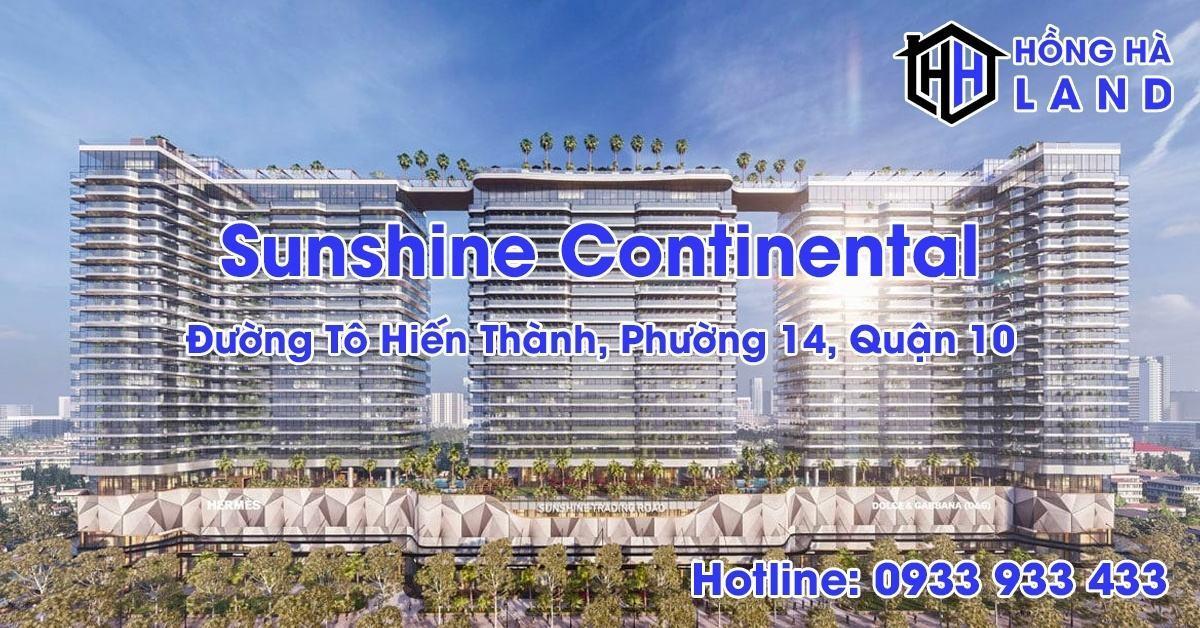 Sunshine Continental Quận 10