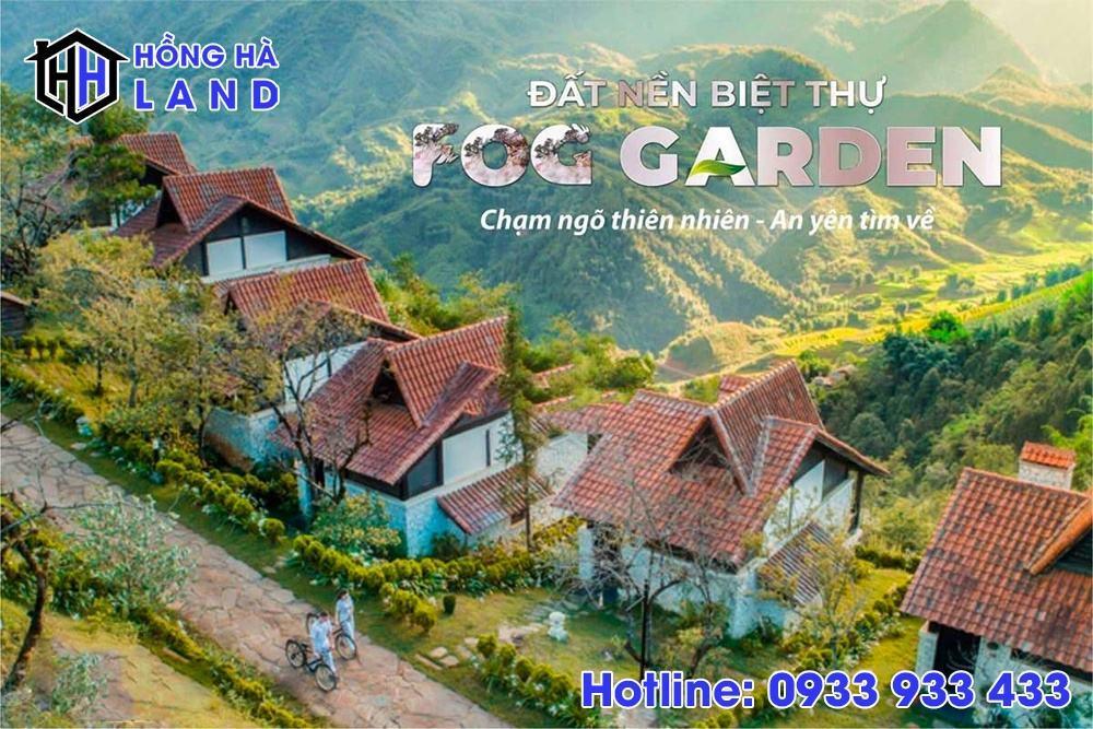 Tổng quan dự án đất nền Fog Garden
