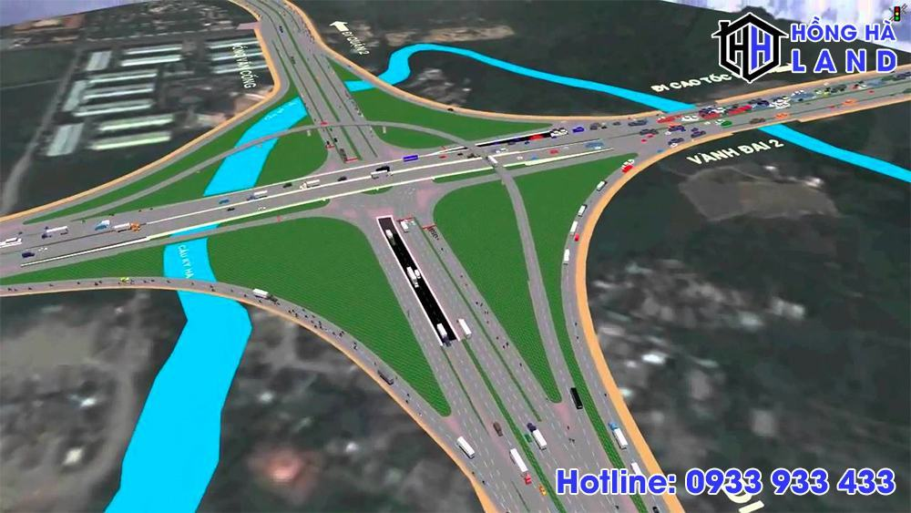 Kế hoạch vòng xoay Mỹ Thủy Quận 2
