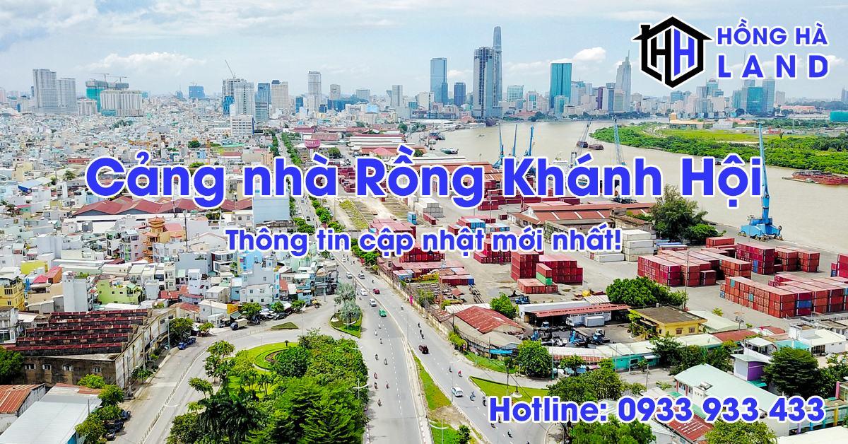 Cảng nhà rồng Khánh Hội