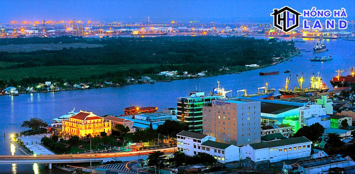 Thông tin mới nhất về cảng Nhà Rồng Khánh Hội