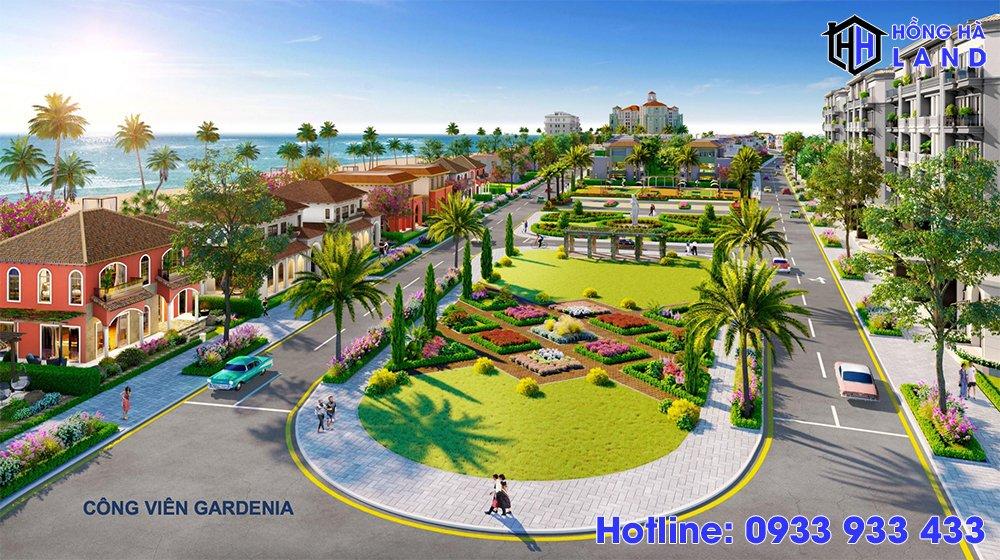 Công viên Gardenia Habana Island