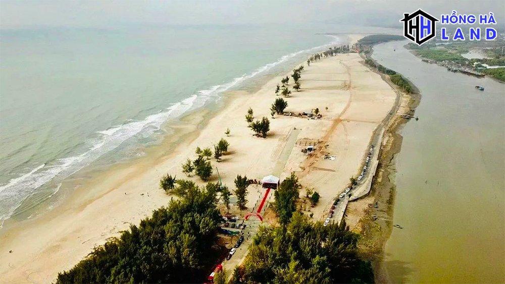 Hình ảnh thực tế dự án Habana Island Hồ Tràm