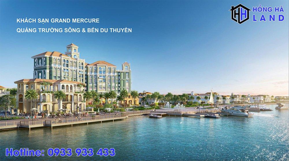Khách sạn Grand Mercure Habana Island