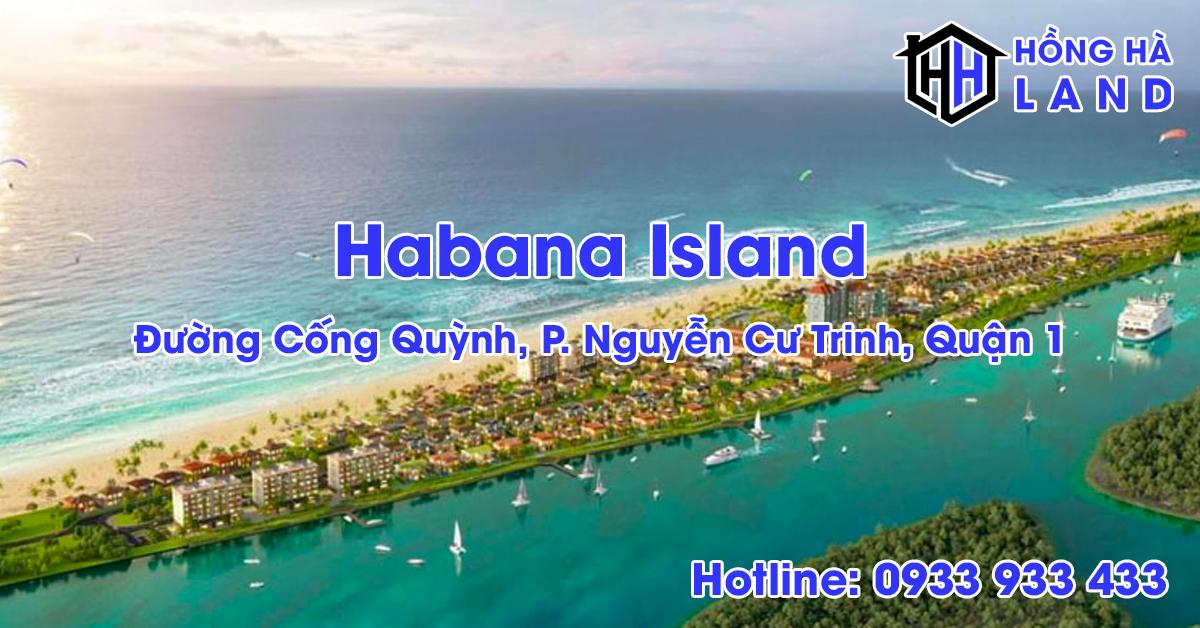 Phân kỳ Habana Island Novaworld Hồ Tràm