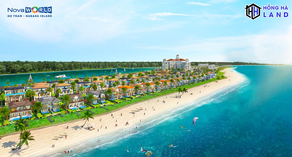 Phân kỳ Habana Island Honghaland