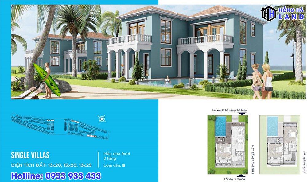Single Villas Habana Island