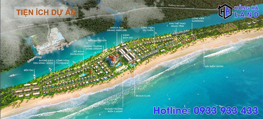Tiện ích Habana Island Novaworld Hồ Tràm