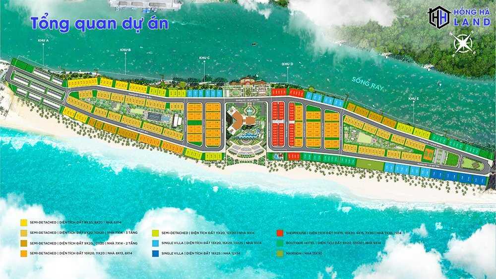 Tổng quan dự án Habana Island